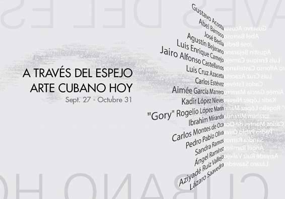 Through the looking glass: Cuban Art Today